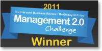 HBR/McKinsey Management 2.0 Challenge Winner